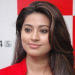 Actress Sneha Latest Stills Pics @ Airtel Iphone 4S Launch