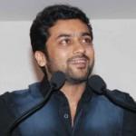 Suriya Press Meet Pictures