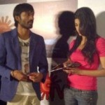 Dhanush 3 Movie Audio Launch Stills
