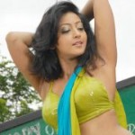 Aindrita Ray Saree Hot Stills