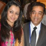 Kamal, Trisha @ FICCI Launch Pictures