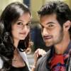 Lovely Telugu Movie Stills Actor Aadi Shanvi Telugu Actress