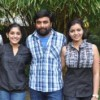 Porali Movie Press Show Stills Sasikumar Colors Swathi