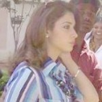 Ramcharan Tamanna @ Racha Working Stills