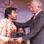 Ram Charan Upasana Engagement Stills