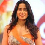 Sameera Reddy Ramp Walk Stills