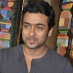 Suriya @ G Venkatraman Calender 2012 Launch