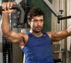 Surya Bodybuilding Photos Actor Suriya Bodybuilding Stills