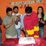 Tamil Actor Jai Birthday Bash Stills