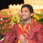 Allu Arjun Reception Pics