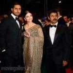 Aishwarya Rai, Vikram, Raavan Team @ Cannes Film Festival 2010