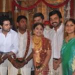 Four Frames Kalyanam son Satheesh Anjali Wedding Stills