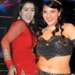 Actress Hot Dance Performance in Maa Music Awards 2012