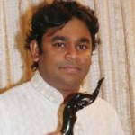 AR Rahman @ 57th Filmfare Awards