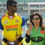CCL 2 Chennai Rhinos vs Kerala Strikers Match Stills