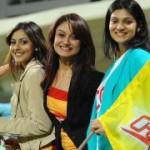 Chennai Rhinos Vs Mumbai Heroes Match Stills