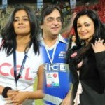 CCL 2  Karnataka Bulldozers vs Bengal Tigers Pictures