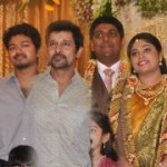 Four Frames Kalyanam son Wedding Reception Stills