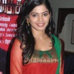 Sanchita Shetty Cute Stills