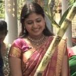 Actress Monica Celebrates Pongal festival
