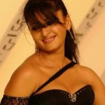 Anushka Hot in Black Dress Pics