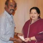 Rajini Meets CM Jayalalitha Stills