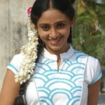 Actress Ankitha Cute Stills