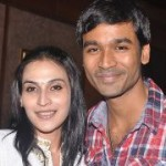 Aishwarya, Dhanush @ Why This Kolaveri Di Success Party
