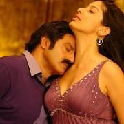 Lakshmi Rai Hot Kissing