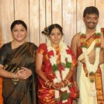 Anbalaya Prabhakaran Son Marriage Photos