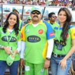 CCL 2012 Kerala Strikers vs Bengal Tigers Match Stills
