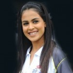 Genelia Stills in CCL Semi Final Match