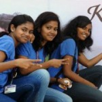Konjam Coffee Konjam Kadhal Promotion at Ethiraj College
