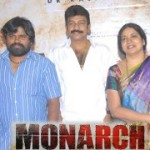 Rajasekhar Monarch Movie Launch Stills
