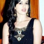 Sana Khan Churidar Stills