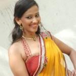 Sanjana Singh Saree Hot Stills
