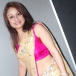 Sonia Agarwal Hot Saree Stills