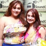Sonia Agarwal's SoundGarage Inauguration Stills