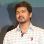 Vijay Stills in Edison Awards 2012