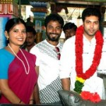 Jayam Ravi at Nedunchalai Movie Launch Stills