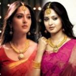 Anushka in Jewellery Ad Stills