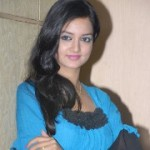 Shanvi at Lovely Success Meet