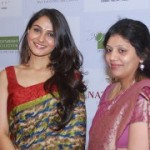 Andrea Jeremiah at Nathella Jewellery Stills