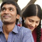 Dhanush Shruti 3 Movie New Stills