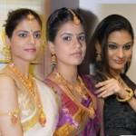 Models at Hiya Jewellers