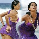 Shraddha Das Hot in Beach Stills