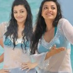 Kajal Agarwal Hot Wet Pics