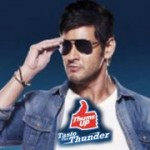 Prince Mahesh Babu Thums Up Photos