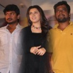 Oru Kal Oru Kannadi Press Meet Stills