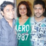 AR Rahman at Puneet Gupta Invitations